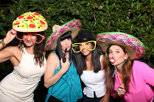 Merrill Lynch Summer Party Photobooth Singles