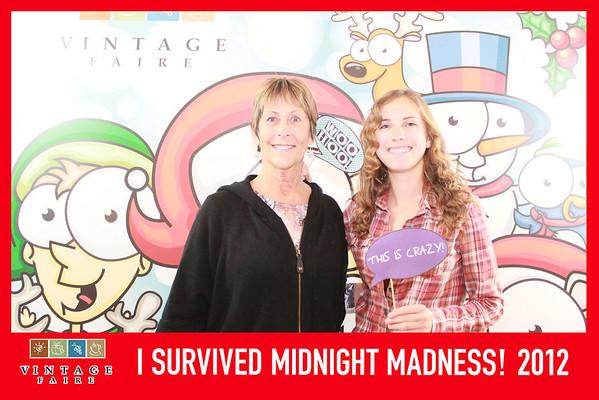 Vintage Faire - Midnight Madness!2012