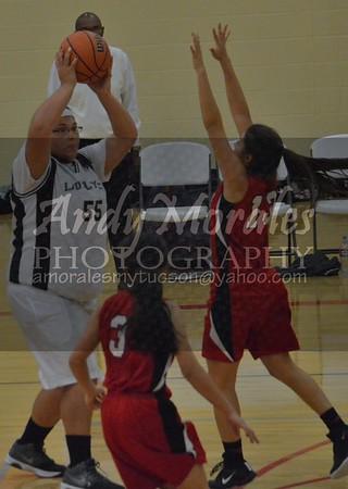 2015 basketball St Augustine Academy of Tucson