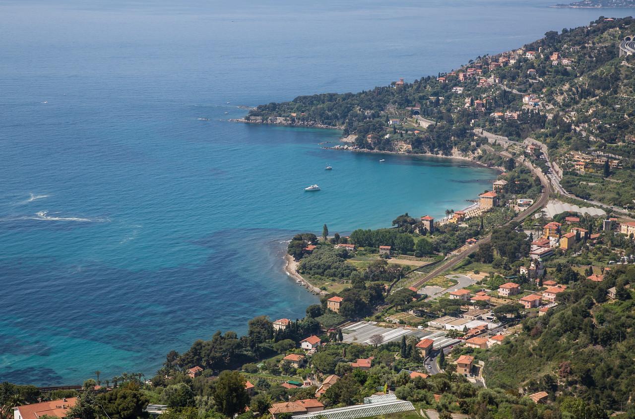 Ventimiglia Coast