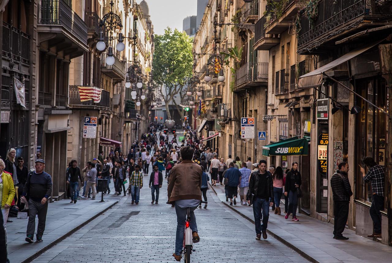 Roaming Around Barcelona