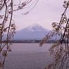 Framed Mount Fuji