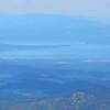 closeup of Lake Amador