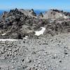 from top of Mt. Lassen