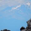 telefoto view of Mt. Shasta from Lassen