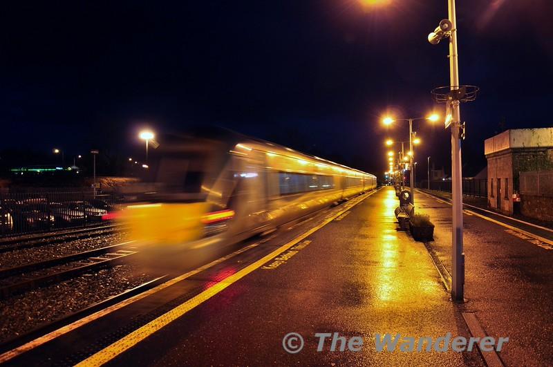 The 1705 Tralee - Cork leaves Killarney. Sat 10.01.15