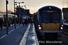 Changing trains at Athlone. Sat 17.01.15