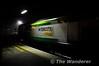 Intercity light. 222 at Heuston. Thurs 22.01.15