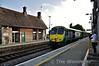 222 arrives at Portlaosie with the 0700 Heuston - Cork. Fri 03.07.15