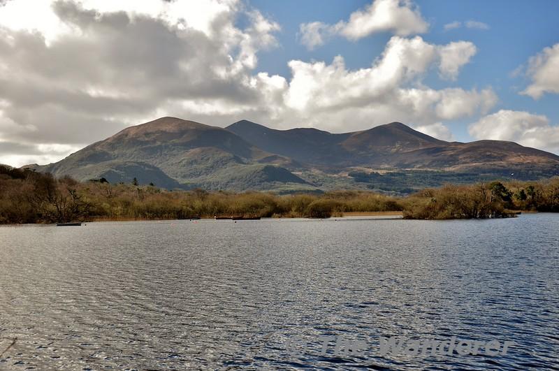 Tomies Mountain. Killarney. Fri 13.03.15