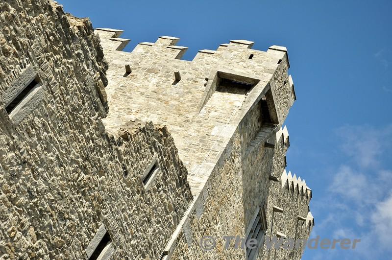Ross Castle, Killarney. Fri 13.03.15