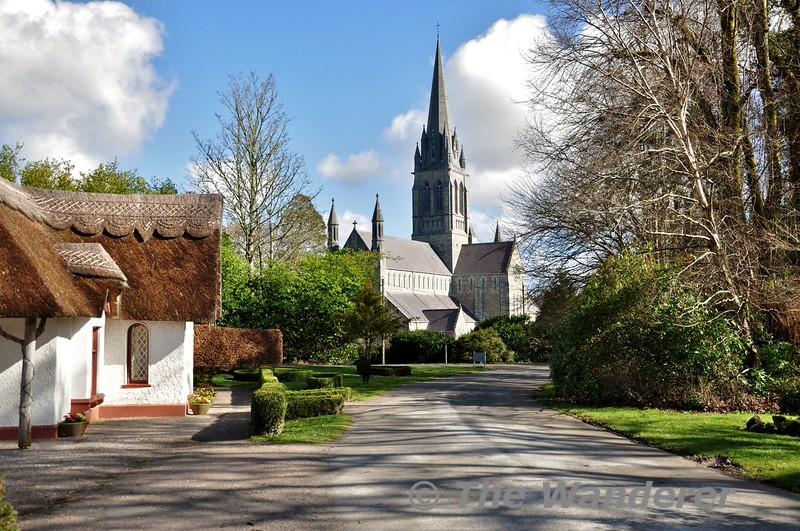 St. Mary's Cathedral. Killarney. Fri 13.03.15