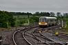 22002 arrives at Portarlington with the 1720 Heuston - Portlaoise. Sat 30.05.15