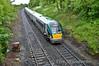 22033 passes Deerpark, Portarlington with the 1725 Heuston - Limerick. Sat 30.05.15