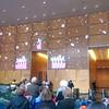 Christmas Light show  Comcast Center Philadelphia