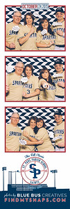 Photo Booth powered by Blue Bus Creatives.  Love this photo? Buy prints canvases and more at findmysnaps.com/2015-stpaul!  Looking for an awesome photo booth for your next event? Head to bluebuscreatives.com for more info!