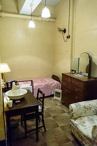 Mrs. Churchill's bedroom.