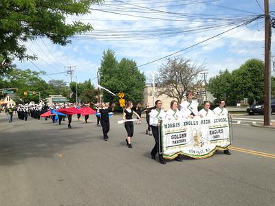 05 Morris Knolls Memorial Parade