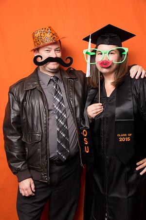 06.13.15 OSU Graduation Orange Backdrop