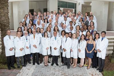 Neurology Faculty & Resident Graduation-21