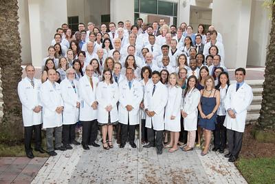 Neurology Faculty & Resident Graduation-39