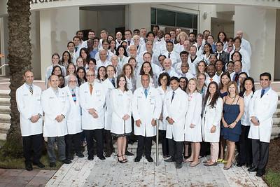 Neurology Faculty & Resident Graduation-6