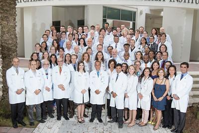 Neurology Faculty & Resident Graduation-14