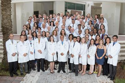 Neurology Faculty & Resident Graduation-18