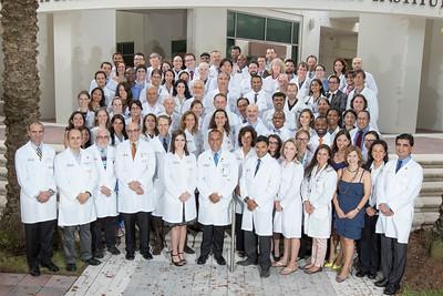 Neurology Faculty & Resident Graduation-15