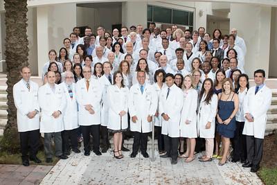 Neurology Faculty & Resident Graduation-7