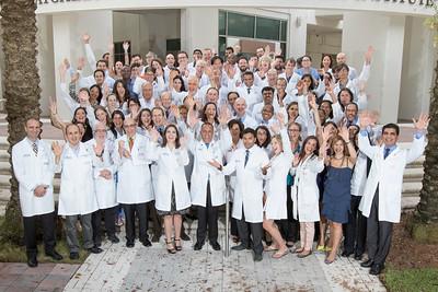 Neurology Faculty & Resident Graduation-32