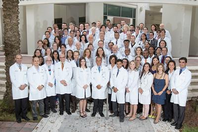 Neurology Faculty & Resident Graduation-17