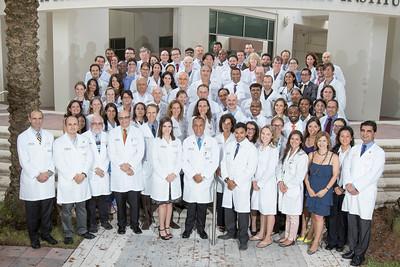 Neurology Faculty & Resident Graduation-16