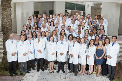 Neurology Faculty & Resident Graduation-12