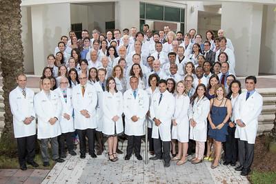 Neurology Faculty & Resident Graduation-19