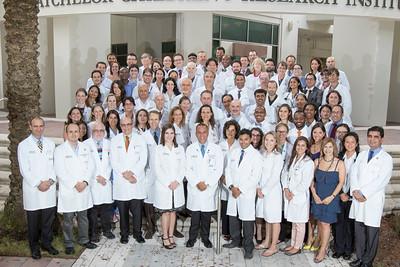 Neurology Faculty & Resident Graduation-13