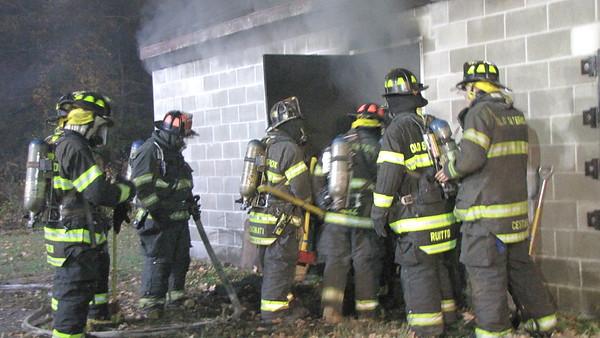 10/20/2015 Live Burn Training