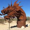 The Borrego Serpent explained by Connie Houk