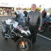Charlie Setter and his new R1200GSA