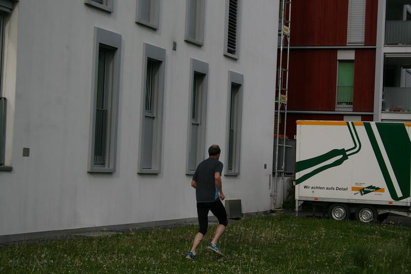 1.Löchlitraining Herti Zug 2015