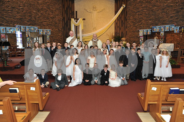 St. Thomas Villanova 1st Communion 2015