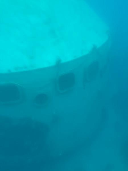 2014-12-26 Fish Eye Snorkeling