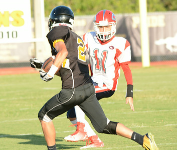 JV Game vs CBHS 8/28/2014
