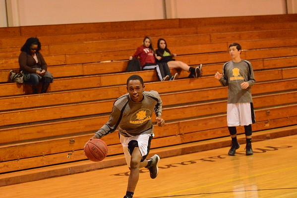 Freshman BB vs SCHS 12/12/2014