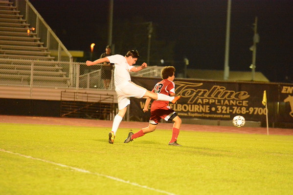 Palm Bay vs MIHS Boys Soccer 1/20/2015