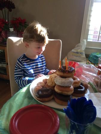 2015-01-10 Andrew's 3rd Birthday