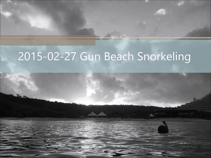 2015-02-27 Gun Beach Snorkeling Slideshow