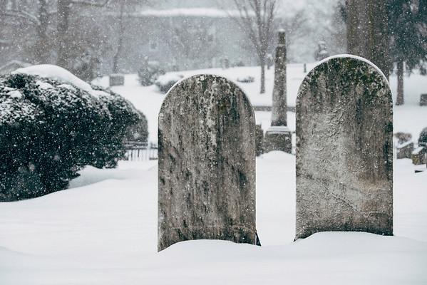2015-03-01 - Misc / Bloomfield Cemetery