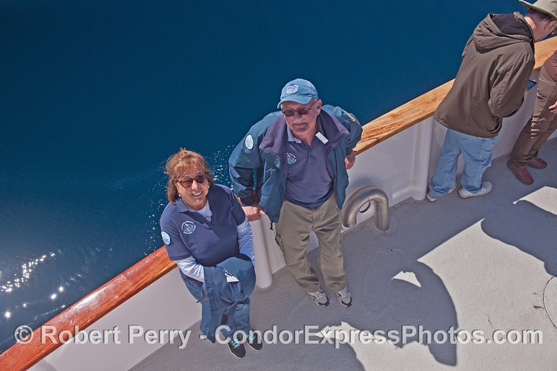 Marty and Marilyn - Channel Islands Naturalist Corps