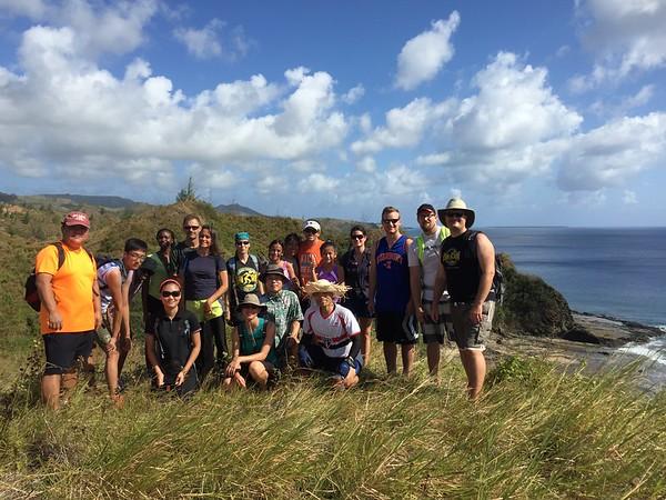 2015-04-04 Andrew Falls Hike